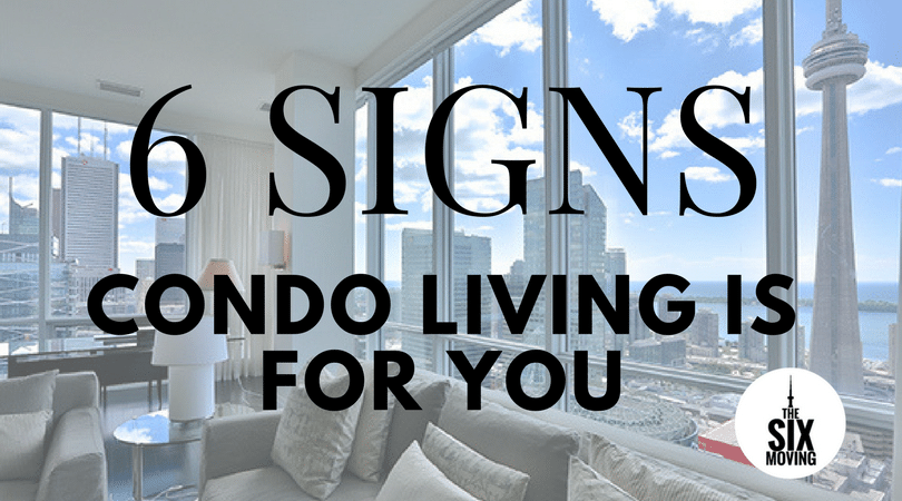 Condo Living Signs