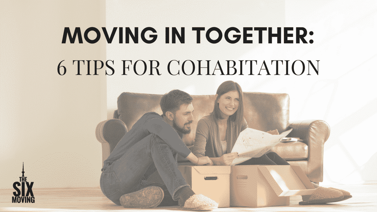 6 Tips For Cohabitation