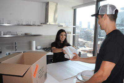 Packing Services Toronto