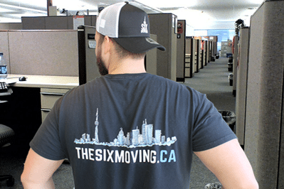 Commercial Office Move Toronto