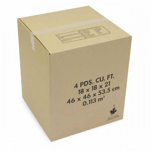 4-Cube Packing Kit