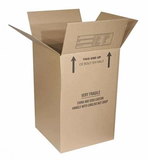 Large China Box