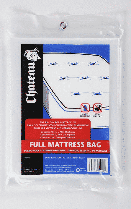 Double Full Mattress Cover