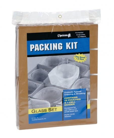 Glass Divider Packing Kit