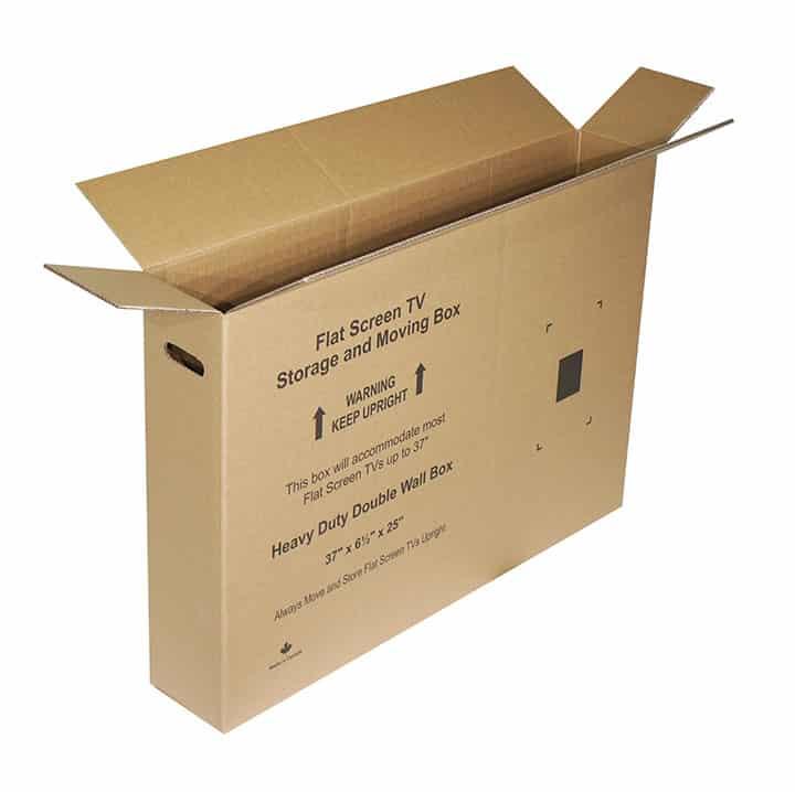 Small Flat Screen Tv Box